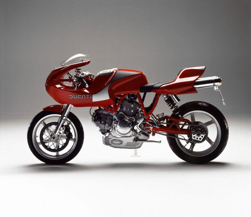 Ducati MH900e 2001 motorcycles wallpaper