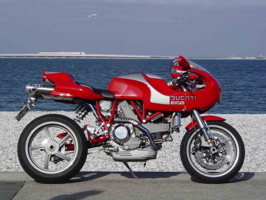 Ducati MH900e 2001 motorcycles wallpaper