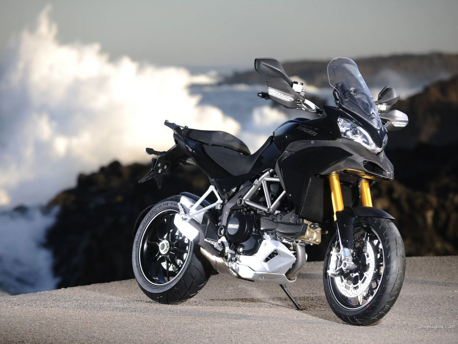 Ducati Multistrada 1200 S motorcycles 2010 2015 wallpaper