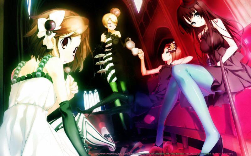 anime girls anime artwork K-ON! wallpaper