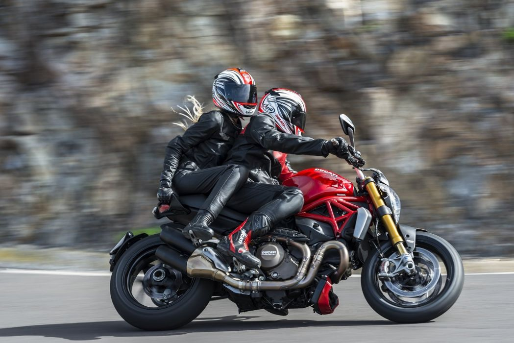 Ducati Monster 1200-s motorcycles 2014 wallpaper
