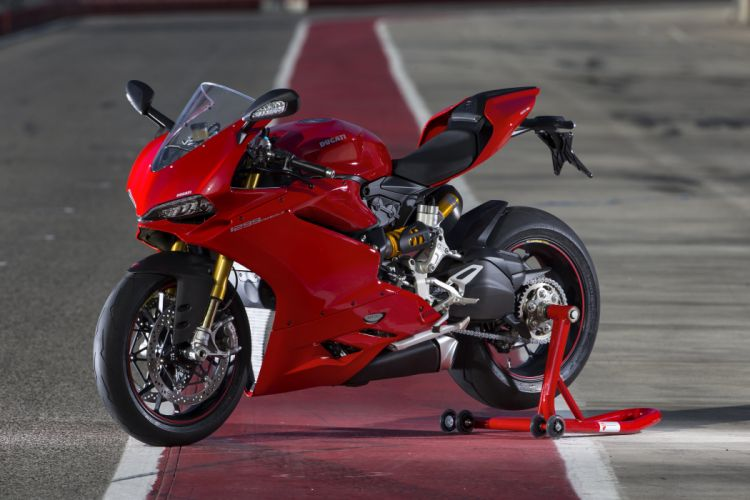 Ducati 1299 Panigale-S motorcycles 2015 wallpaper