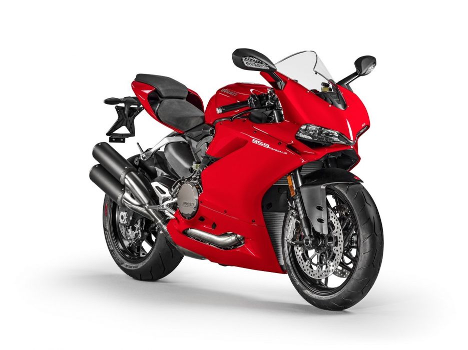 Ducati 959 Panigale (Euro 4) motorcycles 2016 wallpaper