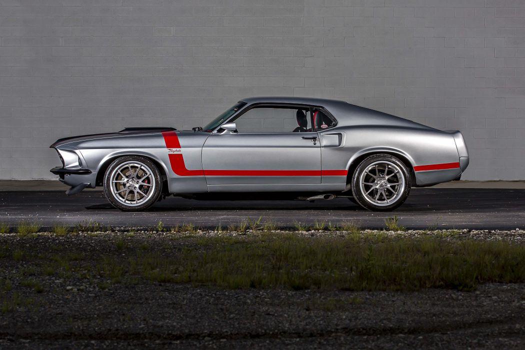 1969 Mustang mustang cars muscles modified wallpaper