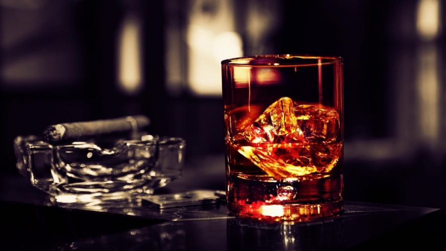 glass drink wallpaper