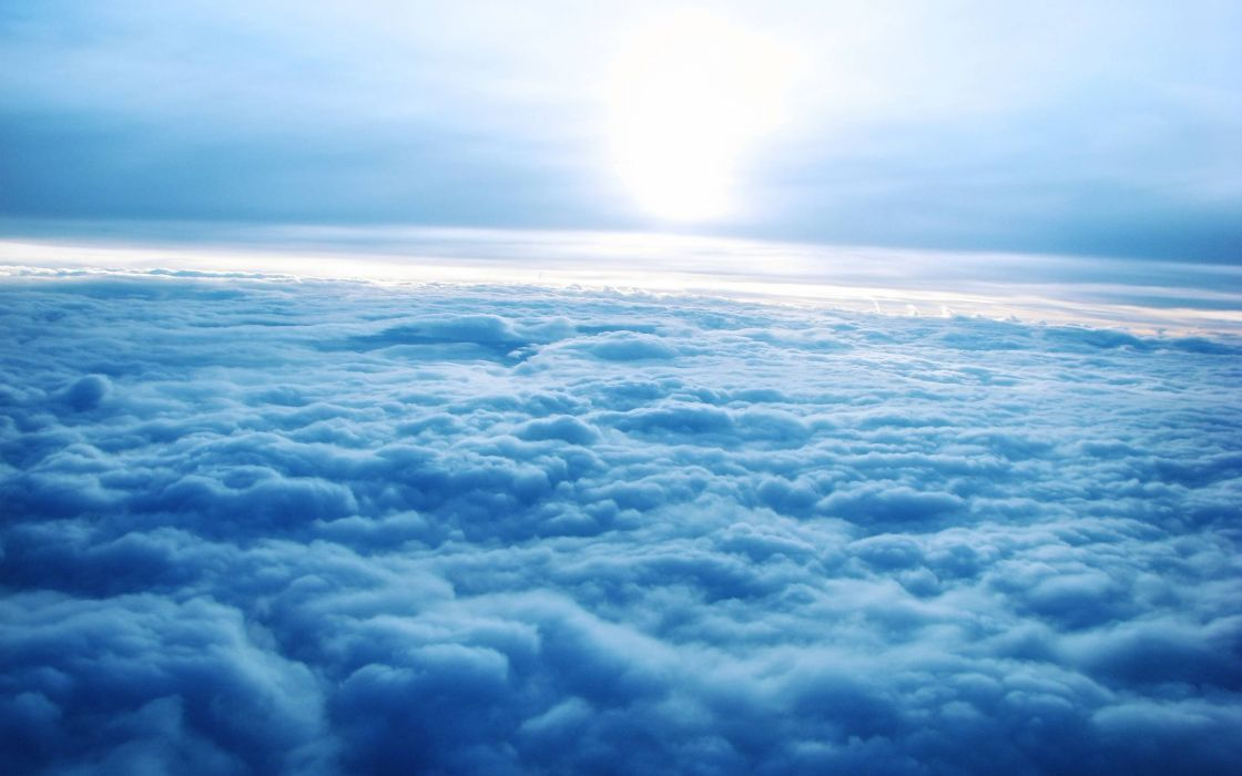 nature landscape sky clouds wallpaper