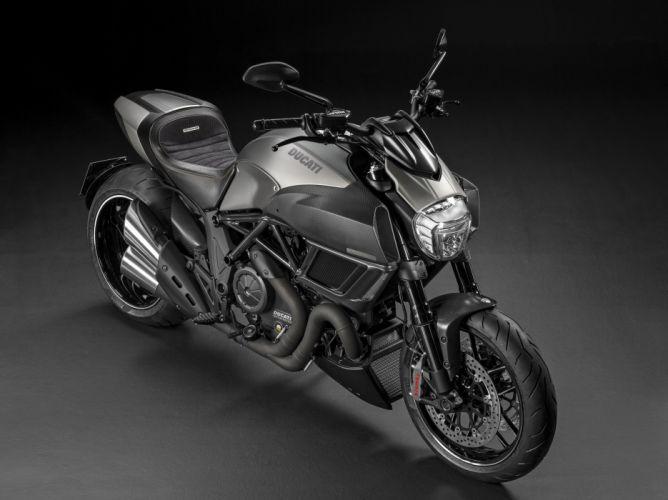 Ducati Diavel titanium 2015 wallpaper