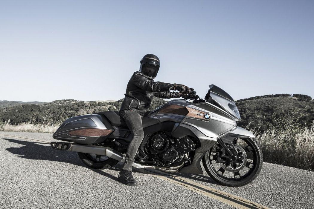BMW Motorrad Concept 101 motorcycles 2015 wallpaper
