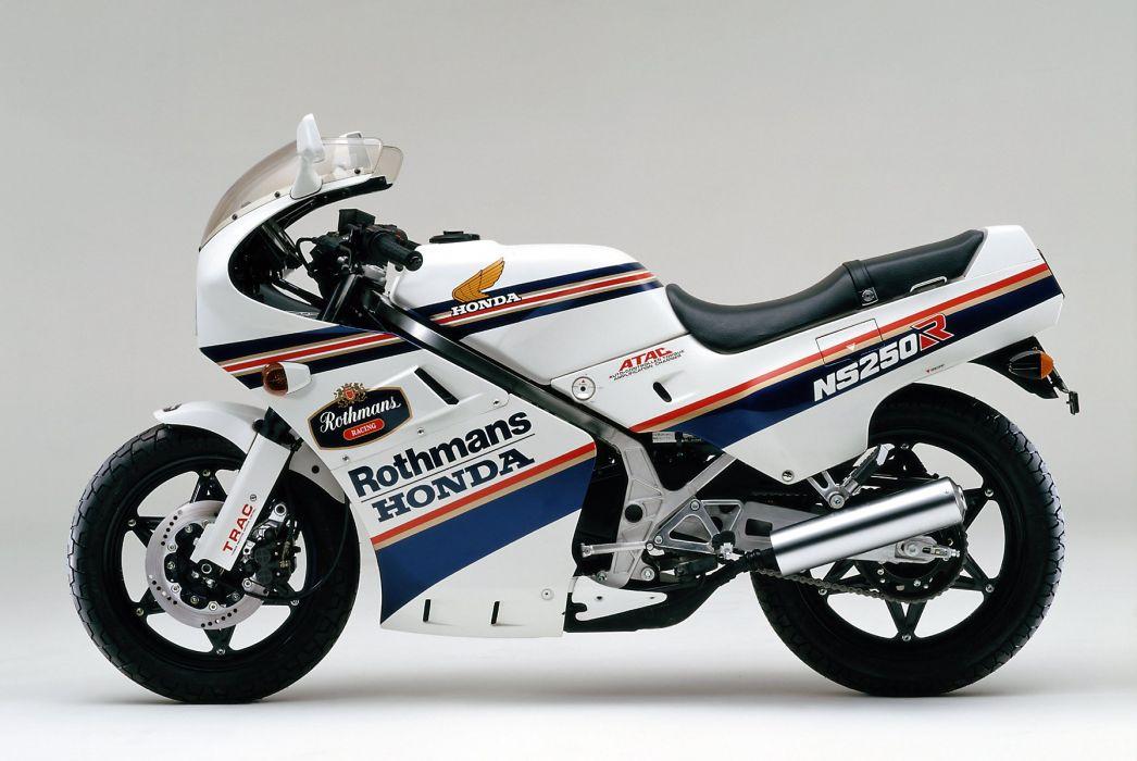 Honda NS250R Special Edition motorcycles 1986 wallpaper