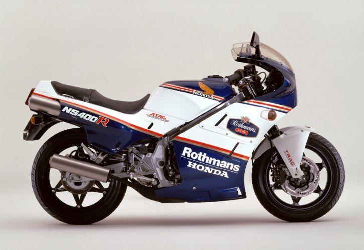 Honda NS400R Special Edition motorcycles 1985 wallpaper