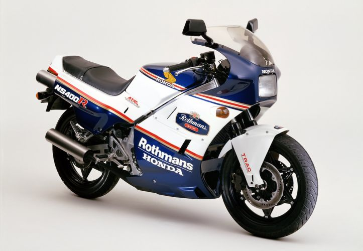 Honda NS400R Special Edition motorcycles 1985 wallpaper