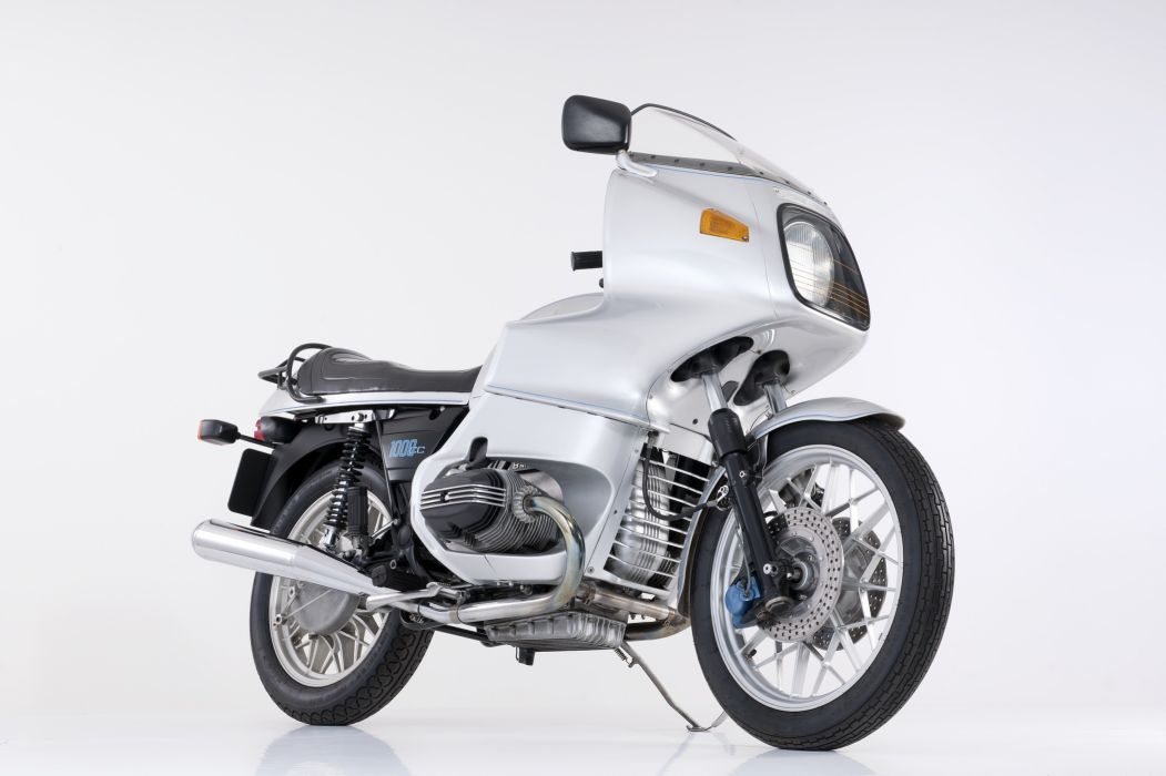 BMW R-100-RS motorcycles 1976 wallpaper