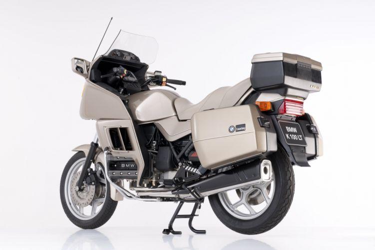 BMW K-100 LT motorcycles 1987 wallpaper