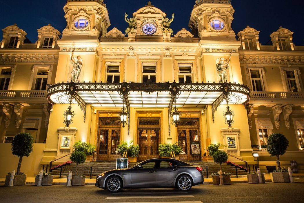 Maserati Ghibli S-Q4 cars 2016 wallpaper