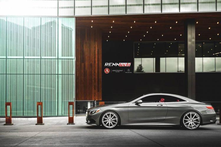 adv1 wheels cars Mercedes Benz S550 Coupe Renntech wallpaper