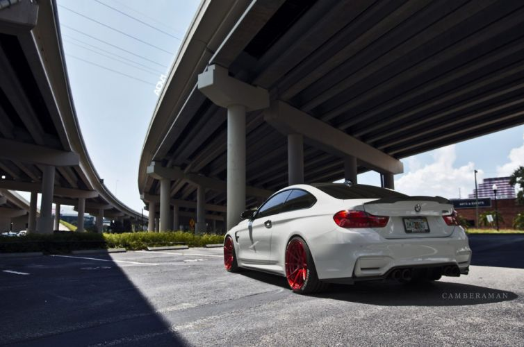adv1 wheels cars BMW-M4 coupe white wallpaper