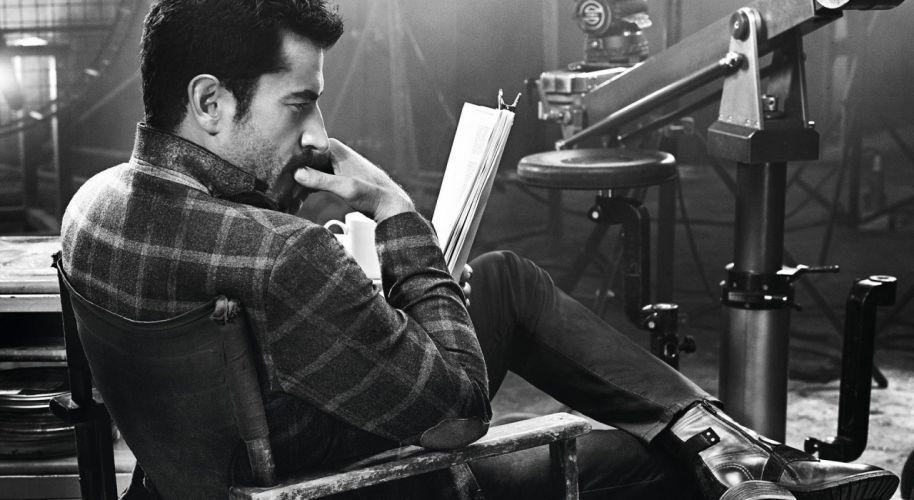 KenanImirzalıoglu actor men model mustache turkish men male wallpaper