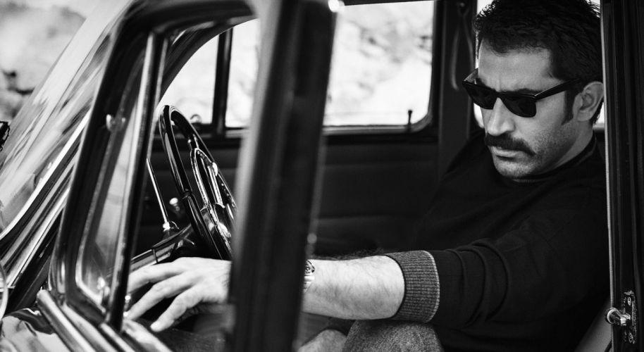 KenanImirzalıoglu actor model mustache car classic car goggles turkish men male wallpaper