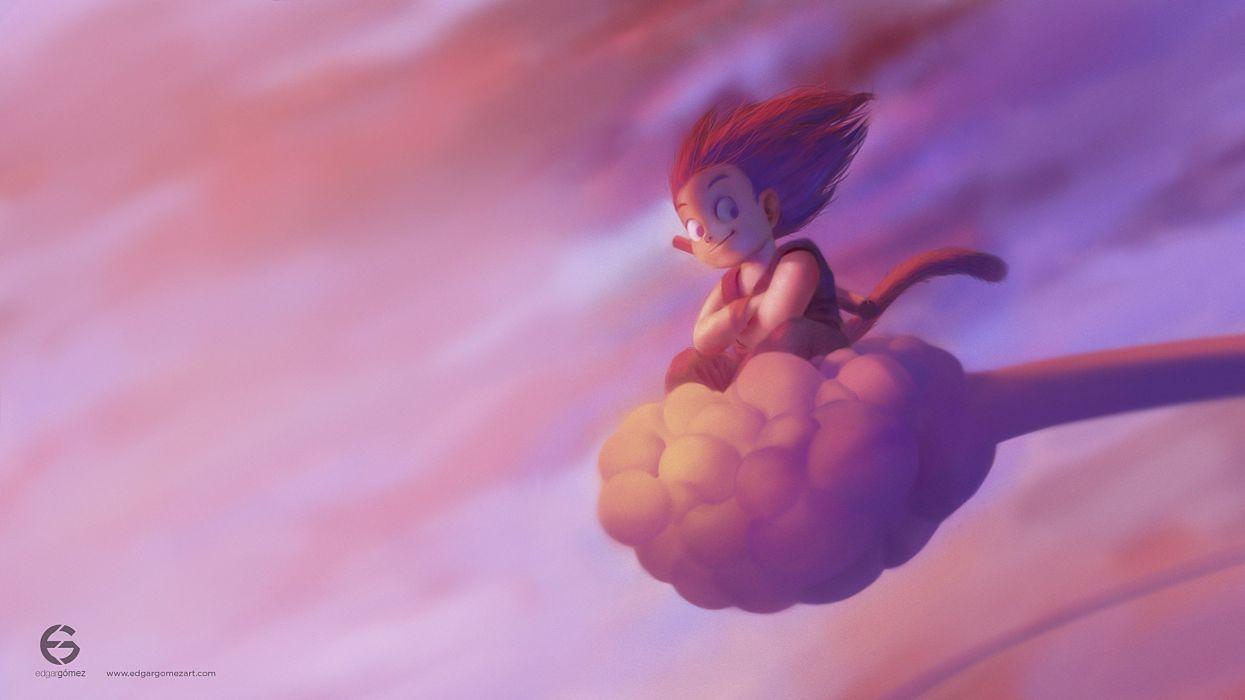 Dragon Ball Kid Goku anime wallpaper