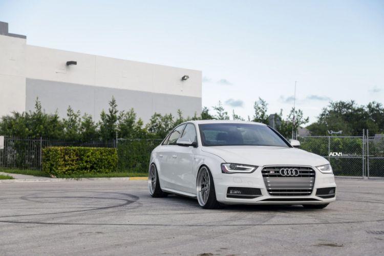 adv1 wheels cars Audi-S4 sedan white wallpaper