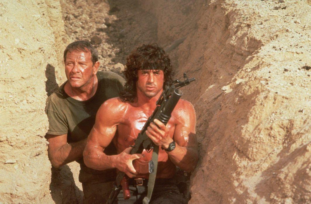 Sylvester Stallone Rambo Movies 034 (2) wallpaper