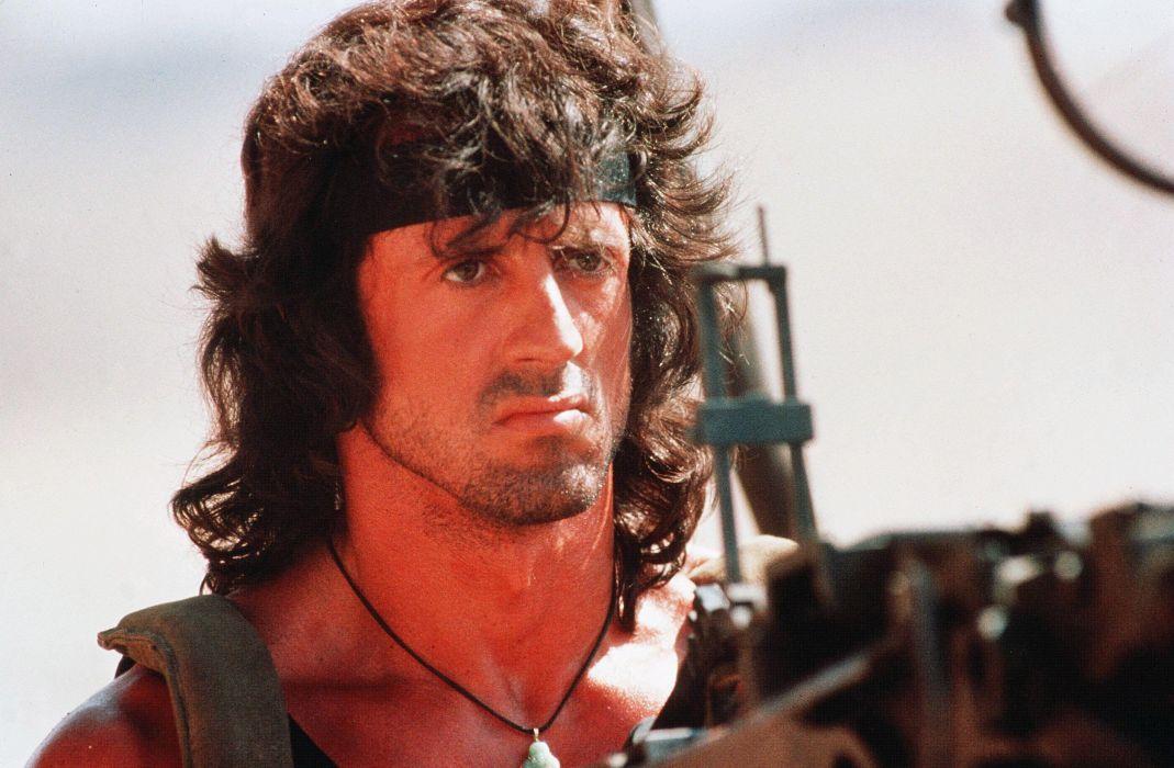 Sylvester Stallone Rambo Movies 038 (2) wallpaper