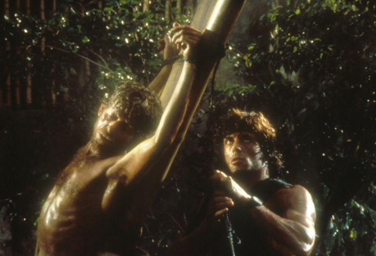 Sylvester Stallone Rambo Movies 050 (2) wallpaper