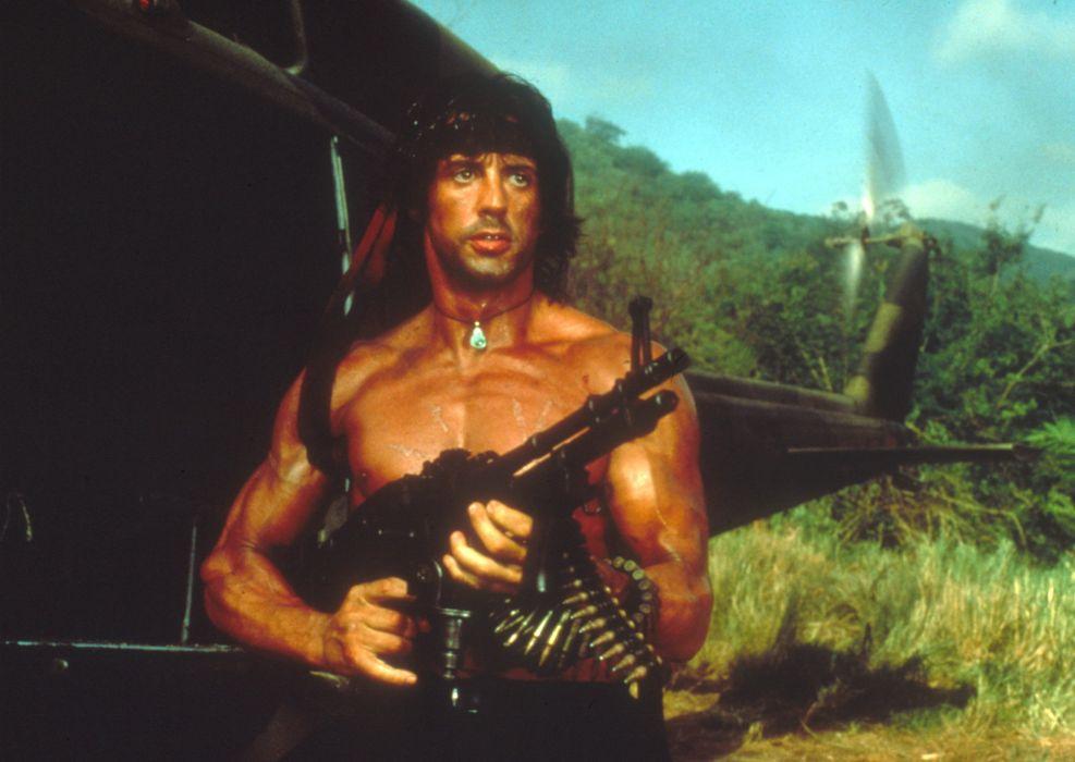 Sylvester Stallone Rambo Movies 051 (2) wallpaper