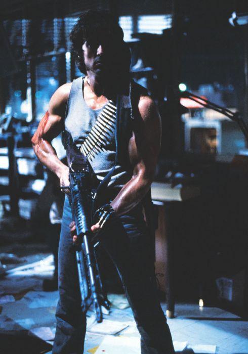 Sylvester Stallone Rambo Movies 058 (2) wallpaper