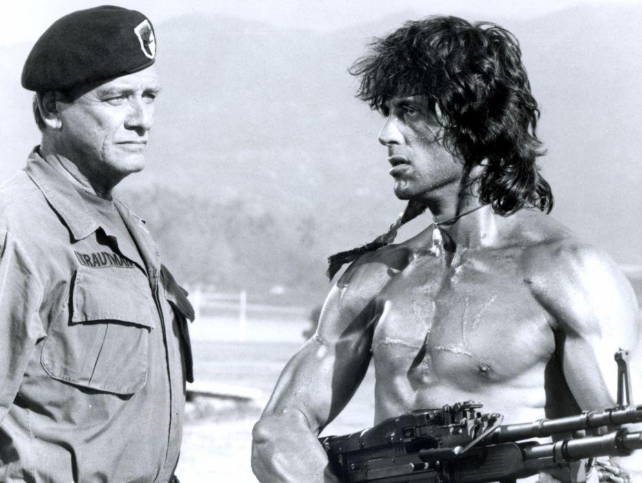 Sylvester Stallone Rambo Movies 059 (2) wallpaper