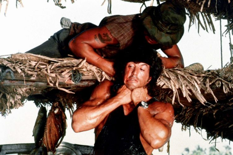 Sylvester Stallone Rambo Movies 063 (2) wallpaper