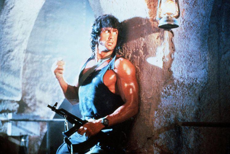 Sylvester Stallone Rambo Movies 076 (2) wallpaper