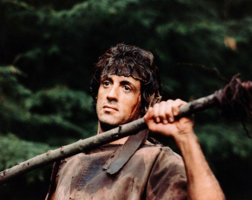 Sylvester Stallone Rambo Movies 080 (2) wallpaper