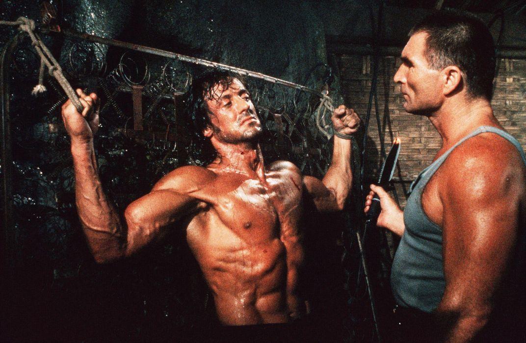 Sylvester Stallone Rambo Movies 071 (2) wallpaper