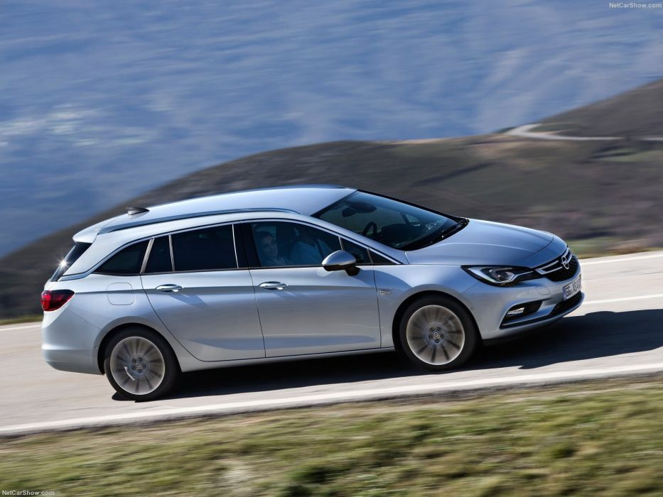 Opel Astra Sports Tourer cars wagon 2016 wallpaper