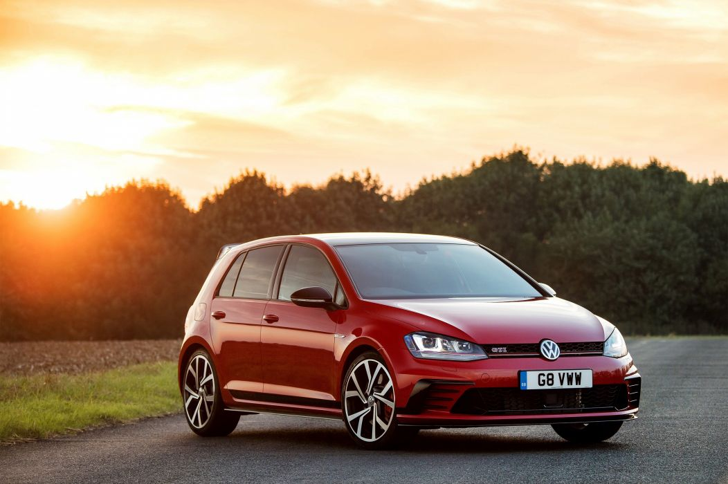 Volkswagen Golf Gti Clubsport Edition 40 Uk Spec Typ 5g Cars Red