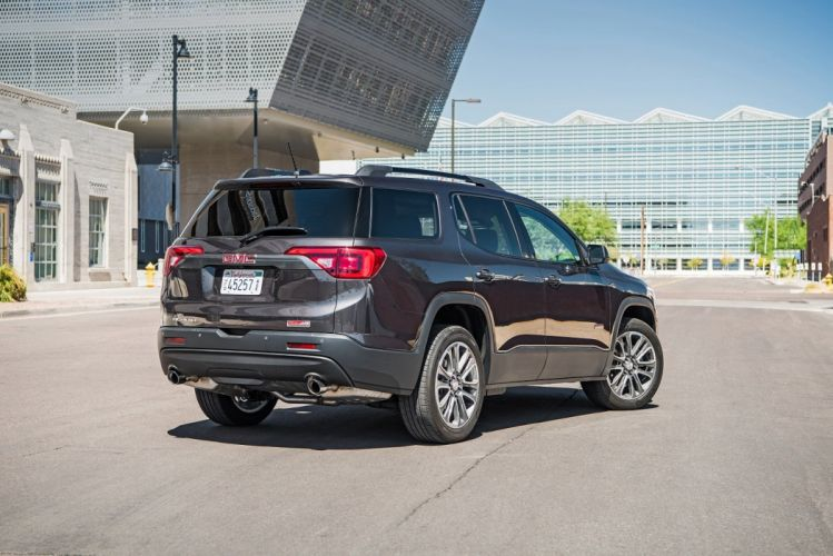 GMC Acadia All Terrain cars suv 2016 wallpaper
