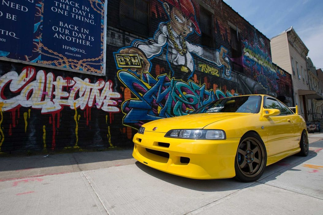 2001 acura integra type-r mugen cars modified wallpaper