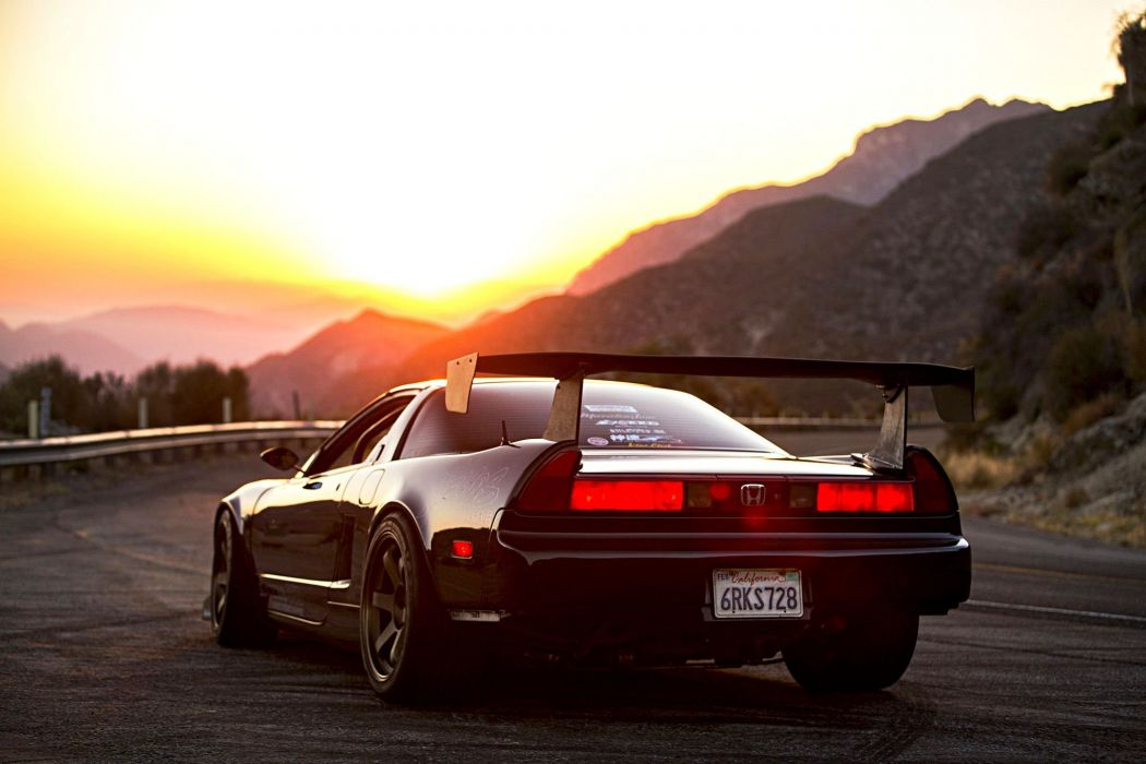 Acura NSX cars coupe modified wallpaper