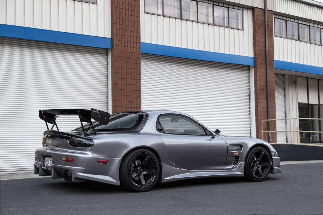 1994 Mazda RX-7 cars coupe modified wallpaper
