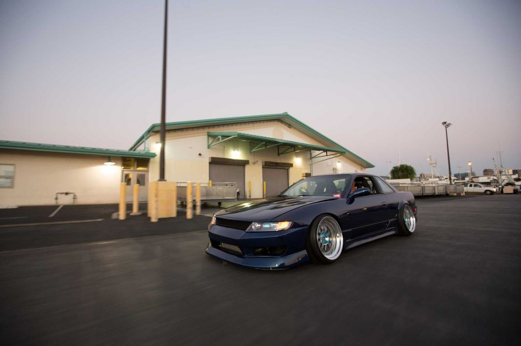 1989 Nissan 240SX cars coupe modified wallpaper