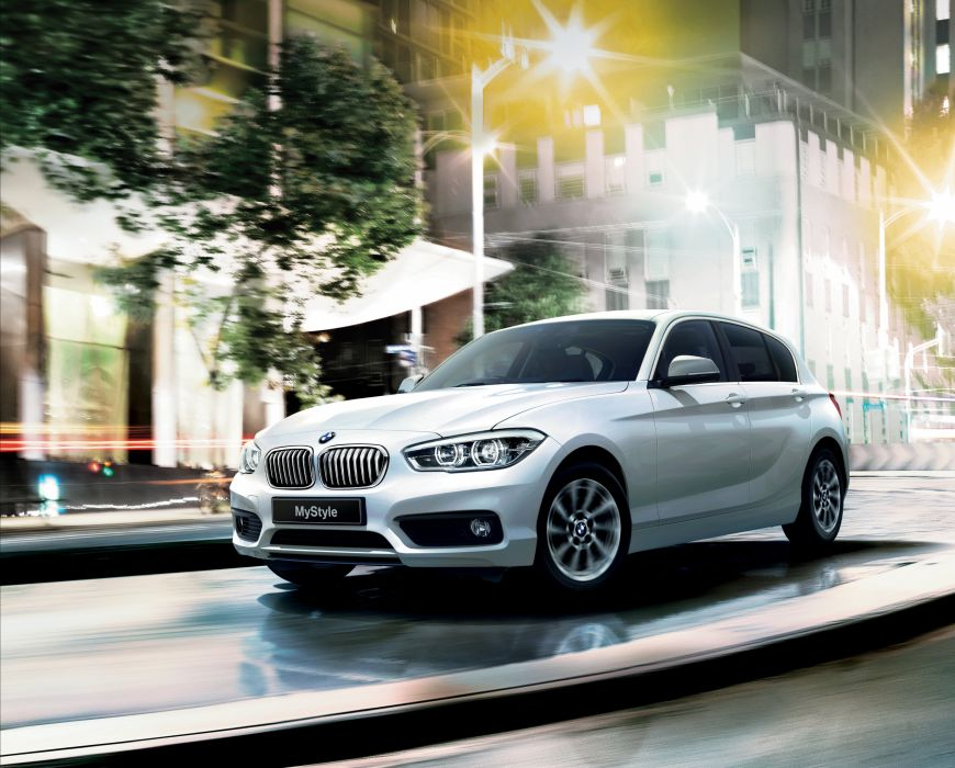 BMW 118i MyStyle 2016 wallpaper