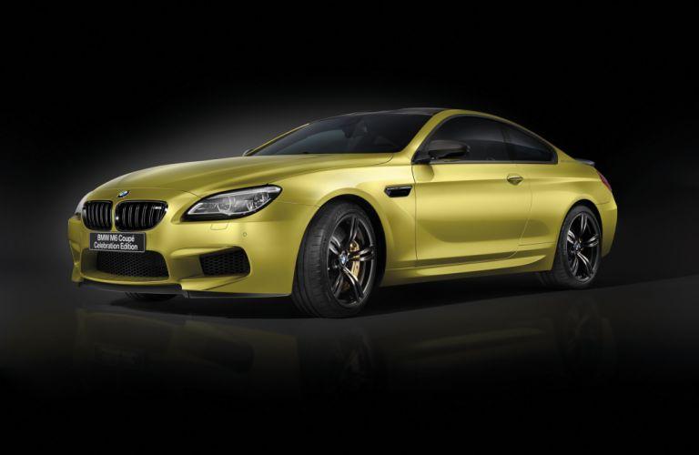 BMW M6 Coupy wallpaper