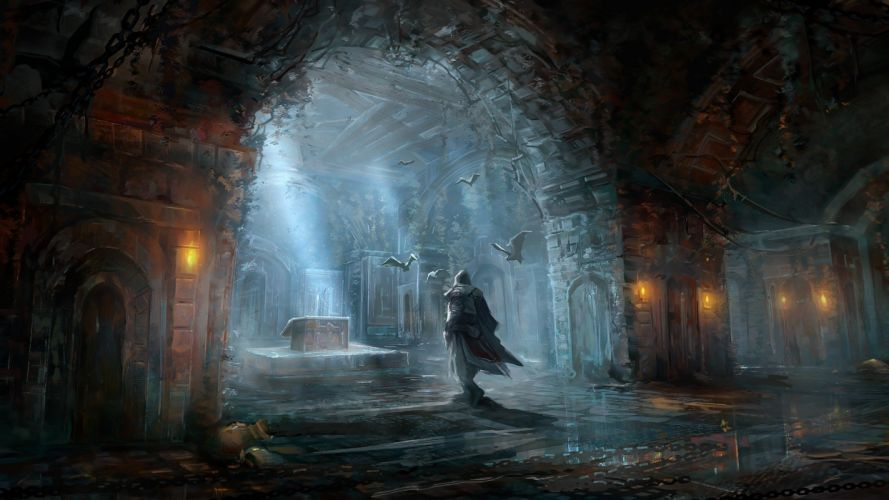 video games Assassin's Creed Ezio Auditore da Firenze wallpaper