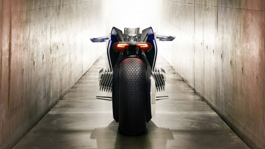 BMW Vision Next 100 motorcycles concept 2016 wallpaper