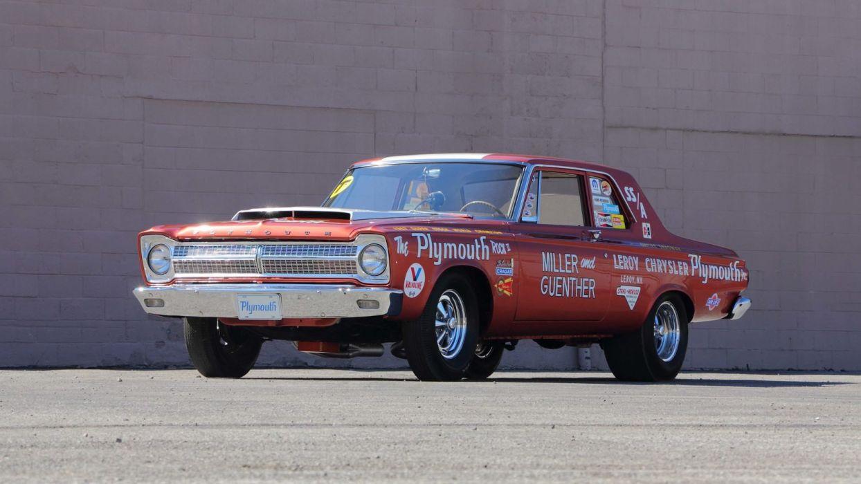 1965 Plymouth Belvedere A990 Lightweight cars racecars wallpaper