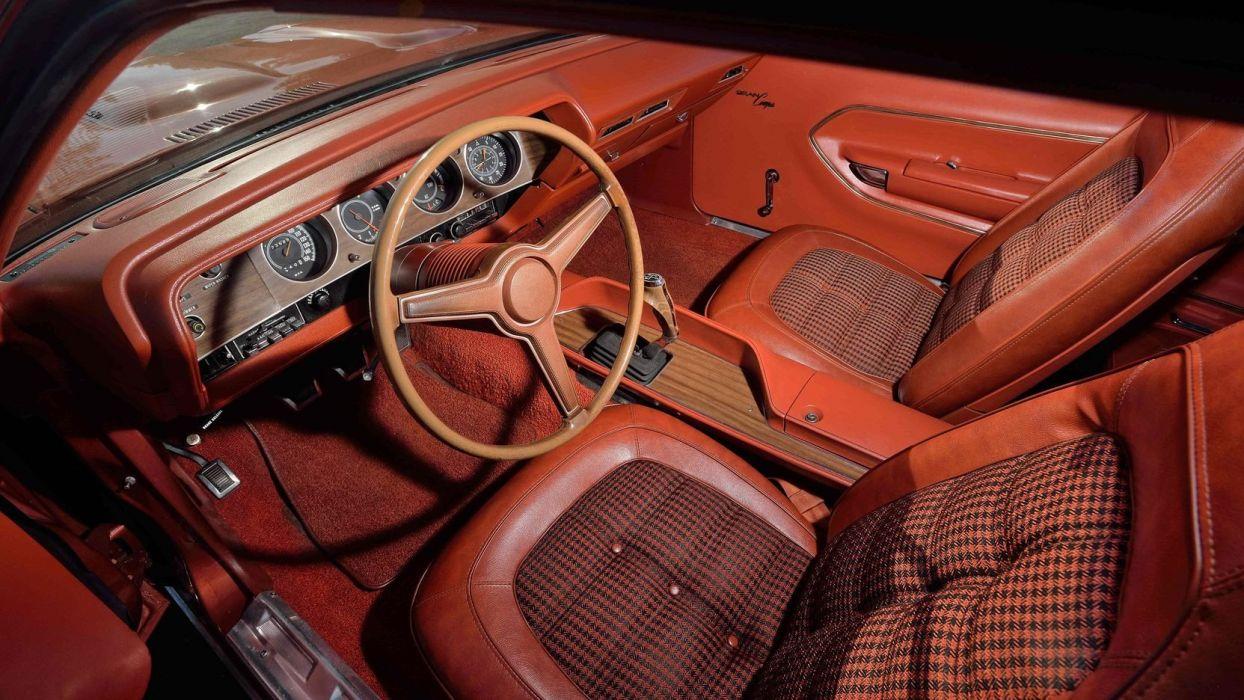 1970 Plymouth Cuda 440 cars wallpaper