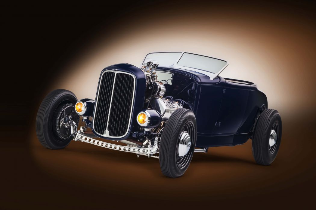 1931 Ford highboy roadster cars hot rod wallpaper