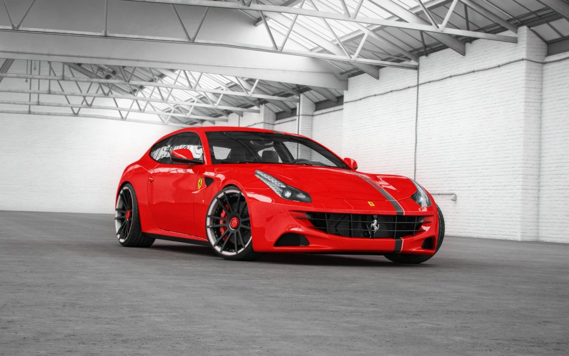 Wheelsandmore Ferrari Ff Cars Red Modified Wallpaper 2200x1375 1025887 Wallpaperup