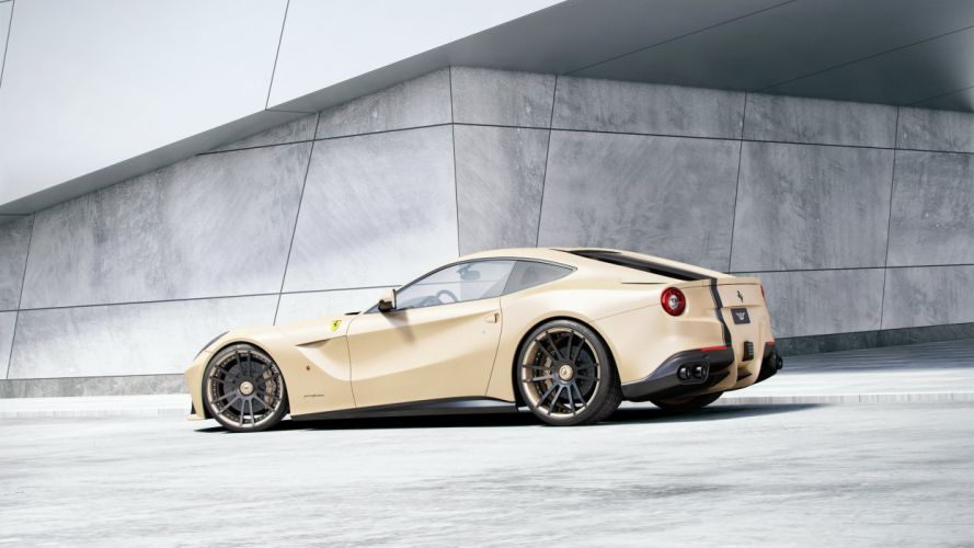 Wheelsandmore Ferrari F12 berlinetta cars 2+2 modified wallpaper